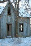 Ontario Gothic Cottage, Abandoned in Lambton County Ontario