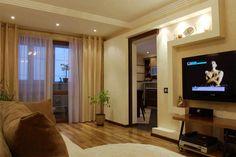 дизайн маленькой гостиной комнаты фото