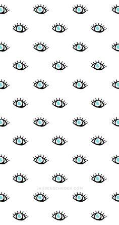 Free iPhone Wallpaper - Tech Freebies: All Eyes On You — Lauren Schroer | Graphic Designer & Blogger