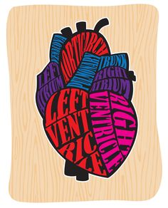 The Human Heart on Behance