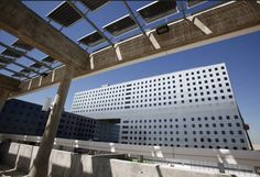 #ProyectosAluvisa/Aluvisa en Dallas, Texas.USA. Parkland Hospital. #CintaVentanaUnitizada #HDRCorgan #KawneerTrainor Glass  http://www.aluvisa.com/proyecto/ https://www.facebook.com/Aluvisa/