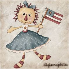 Americana Annie 1 Clip Art Single http://digiscrapkits.com/digiscraps/index.php?main_page=product_info&cPath=921_903&products_id=8797