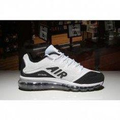 cf34868b9d5 Nike Air Max 2018 Elite White Black Mens Running Shoes  RunningShoes