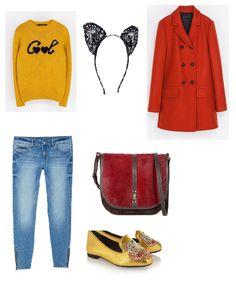 Outfit van de dag: dinsdag #fantasy  #Zara #Monki #Kenzo #HenM #PurificacionGarcia  Meer weten? Klik: