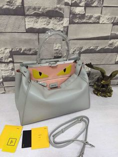 Fendi soft leather handbag – CHICS – Beautiful Handbags & Accessories