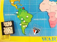 WAR tricolor: São Paulo tenta ganhar novo território para fechar a América #globoesporte