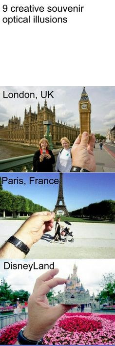 Travel pic idea's