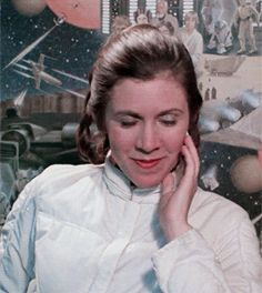 Used to stan Star Wars.(art tag is & yes I have that link of the entire Jedi Apprentice books on here). Star Wars Gif, Star Wars Cast, Leia Star Wars, Star Wars Humor, Star Trek, Star Wars Brasil, Carrie Frances Fisher, Cuadros Star Wars, The Blues Brothers