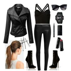 Source by Heifrau outfits Bad Girl Outfits, Edgy Outfits, Cool Outfits, Fashion Outfits, Spy Outfit, Badass Outfit, Halloween Costumes For Teens, Costumes For Women, Black Widow Outfit