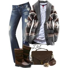 """""""Fall"""" by tmlstyle on Polyvore"""