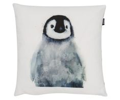 Kissenhülle Little Penguin Throw Pillows, Bed, Chair Pads, Home Accessories, Branding, Cushions, Stream Bed, Decorative Pillows, Decor Pillows