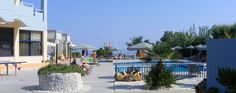 Kréta - Adelianos Kampos - Kathrin Beach