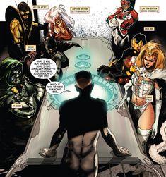 Illuminati (Earth-2319) from New Avengers Vol 3 14 001