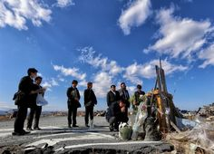 【東日本大震災2年】午後2時46分、各地で祈り「尊い命、決して忘れない」 - MSN産経フォト