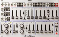 New Atlantis Eurorack Synth Module Inspired By The Classic Roland SH-101