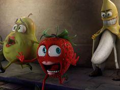 Bad Fruit Wallpaper