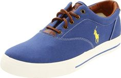 I like the shoe, not the leather laces. Polo Ralph Lauren Men's Vaughn Sneaker $47.99 - $69.99