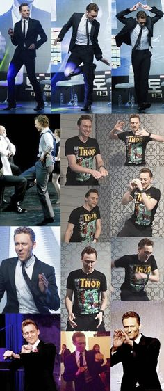 Hiddles Dances His Way Around The World | Community Post: This Post Will Destroy Your Life - Tom Hiddleston