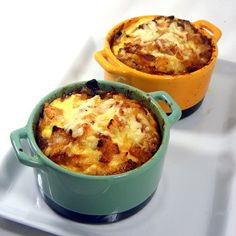 Inspired By eRecipeCards: Savory Bread Pudding-Red Lobster Copy Cat Garlic Biscuits