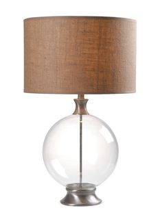 Constance Table Lamp by Design Craft at Gilt