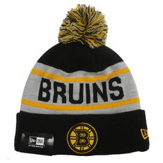 boston bruins 2015 biggest fan redux gray black pom knit winter beanie hat  from  22.99 21db36ae0e29