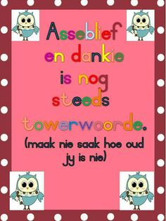 Classroom Rules, Classroom Posters, Classroom Design, Classroom Activities, Classroom Decor, Activities For Kids, Math Projects, School Projects, Afrikaans Language