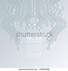 stock-vector--d-circuit-board-background-texture-vector-159983300.jpg (450×470)