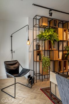 20 Modern Industrial Iron and Wood Shelving Decor Ideas Cafe Interior, Interior Exterior, Shelving Design, Shelving Decor, Dark Wood Kitchen Cabinets, Interior Decorating, Interior Design, Industrial Decorating, Paint Colors For Home