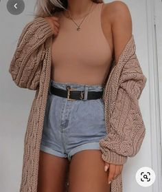 Spring Outfit Women, Summer Outfits Women 30s, Summer Fashion Outfits, Cute Summer Outfits, Cute Casual Outfits, Outfits For Teens, Stylish Outfits, Winter Outfits, Summer Clothes