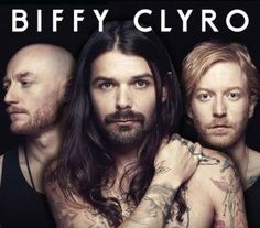 Biffy Clyro – Re-arrange (testo+traduzione+videoclip) – Musiclovesilence
