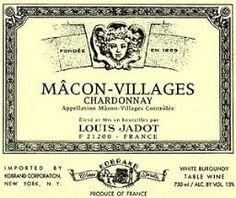 Louis Jadot Mâcon-Villages Prices