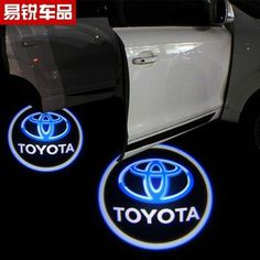 Find More Light Source Information about Free shipping 2PCs 4th Car Logo Door Light TOYOTA 3D Bulb LED Projector Ghost Shadow Light,High Quality light emitting diode christmas lights,China light lion Suppliers, Cheap light wood dining room furniture from Wheel hub cover on Aliexpress.com