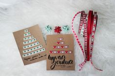 ideoita itsetehdyille joulukorteille !