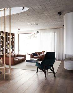 The Books House by Luigi Rosselli - MyHouseIdea