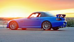 All sizes   Honda S2000 CR Into the Sun   Flickr - Photo Sharing!