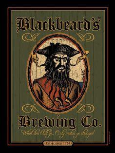 Blackbeard's Brewing Co