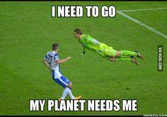 Manuel Neuer Style