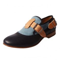 Seditionary Blue Shoes by Vivienne Westwood