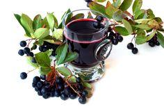Domowy sok z aronii