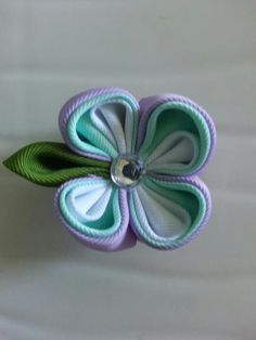 My hairbows! Kanzashi https://www.facebook.com/pages/Bettys-Bowtique/152682898198406?ref=hl