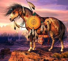 Image Search Results for native american war ponies Native American Prayers, Native American Horses, Native American Pictures, Native American Artwork, American Indian Art, Native American History, American War, Indian Horses, Horse Artwork