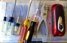 Don't let a minor repair or emergency ruin a day on the water: 10 tools to keep on your boat at all times @takemefishing