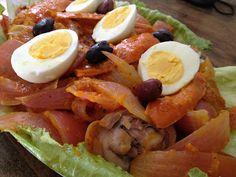 4th generation peruvian recipes: Escabeche