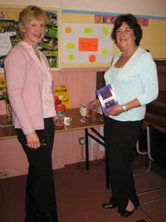 Guest speakers - Scottish Womens' Rural Institute