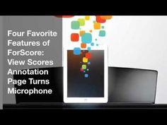 Four Favorite Features of forScore | 88pianokeys