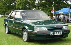 1991 MG Montego Saloon (LM11) Classic Cars British, British Car, Austin Cars, 1990s Cars, Fiat 850, Aston Martin Db5, Mg Cars, Jaguar Land Rover, Fast Times