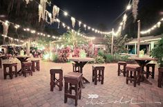 Nicole and Mitch's Paradise Cove Orlando Wedding