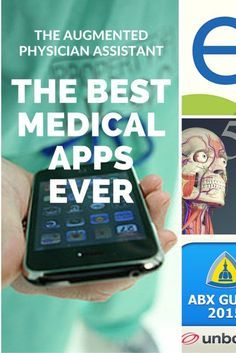 The Very Best Medical Apps for Physician Assistants and Medical Practitioners. This list is updated regularly and includes the Essential Apps I use every day in clinic. Designed for students, residents, and practicing medical professionals.