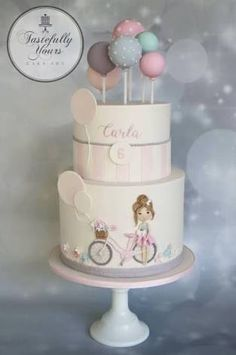 Image result for pretty girl cake