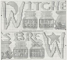Fall Cross Stitch, Cross Stitch Books, Cross Stitch Bookmarks, Cross Stitch Needles, Halloween Embroidery, Halloween Cross Stitches, Halloween Quilts, Cross Stitching, Cross Stitch Embroidery